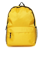 Kiara Unisex Yellow Backpack