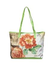 Kiara Multi-Coloured Printed Shoulder Bag