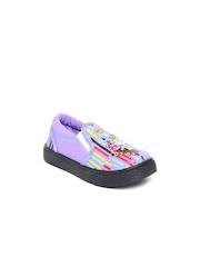 Keymon Ache Kids Lavender Casual Shoes