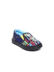 Keymon Ache Kids Blue Casual Shoes