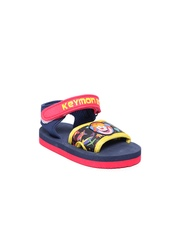 Keymon Ache Kids Multicoloured Sandals