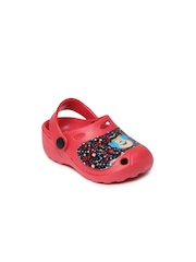 Keymon Ache Kids Red Sandals