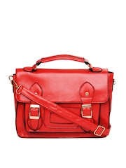Kiara Red Satchel