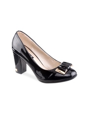 Kielz Women Black Heels