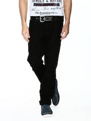 Killer Men Black Slim Fit Jeans