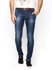 Killer Men Blue Super Slim Fit Jeans