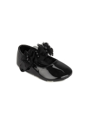 Kittens Girls Black Shoes