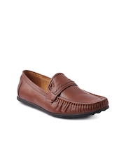 Knight n Gale (England) Men Brown Formal Shoes