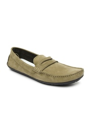 Knotty Derby Brown Leather Tom Loafers