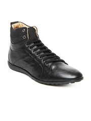 Knotty Derby Men Black Albus Outdoor Casual Shoes