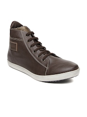 Knotty Derby Men Brown James Sneak Casual Shoes