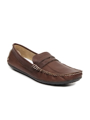 Knotty Derby Men Brown Tom Loafers