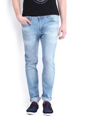 Kook N Keech Men Light Blue Jeans