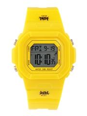 Kool Kidz Unisex Yellow Digital Watch DMK015-YL01