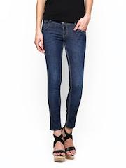 Kraus Jeans Women Blue Jeans