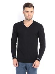 Locomotive Men Black Sweater