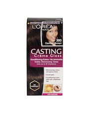 LOreal Casting Creme Gloss Darkest Brown Hair Colour 300