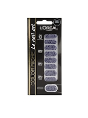 Loreal Blue Nail Art Stickers