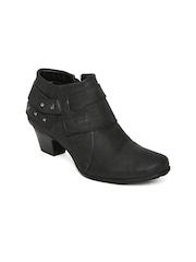 La Briza Women Black Boots