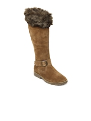 La Briza Women Brown Mile Boots