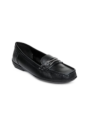 La Briza Women Black Loafers