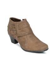 La Briza Women Light Brown Boots