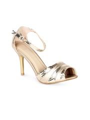La Isla Women Gold-Toned Heels