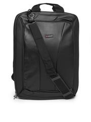 La Plazeite Unisex Black Laptop Bag