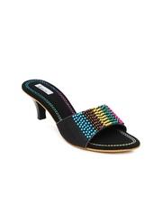 Lamere Women Black Heels