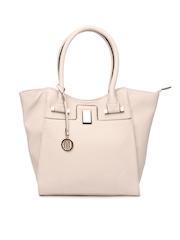 Lavie Beige Handbag