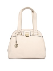 Lavie Light Pink Crema Handbag