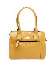 Mustard Yellow Handbag Lavie 322793
