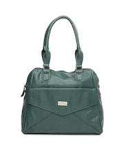 Lavie Green Handbag