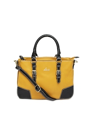 Yellow Etude Handbag Lavie