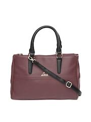 Lavie Wine-Coloured Handbag