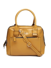 Lavie Yellow Handbag