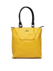 Lavie Yellow Milfoil Shoulder Bag