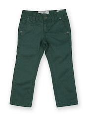 Lee Cooper Girls Green Annie Skinny Fit Jeans