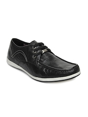 Lee Cooper Men Black Casual Shoes