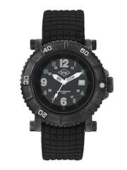 Lee Cooper Men Black Dial Watch