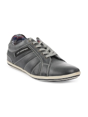 Lee Cooper Men Grey Shoes