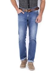 Lee Cooper Men Blue Harry Slim Fit Jeans