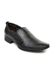 Lee Cooper Men Black Semi-Formal Shoes