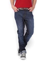 Lee Cooper Men Navy Slim Fit Jeans