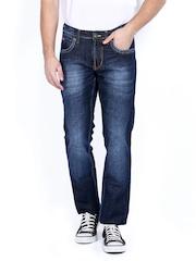 Lee Cooper Men Blue Norris Skinny Fit Jeans