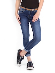 Lee Cooper Women Blue Alexi Skinny Fit Jeans