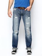 Lee Men Blue Powell Fit Jeans