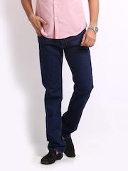 Lee Men Blue Powell Slim Fit Jeans