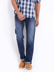 Lee Men Dark Blue Powell Slim Fit Jeans