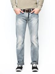 Lee Men Blue Slim Fit Jeans